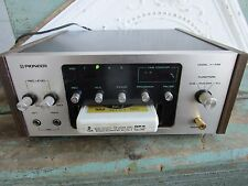 Vintage Pioneer H-R99 Stereo 8 Track Tape Player Recorder Deck Tested And Works
