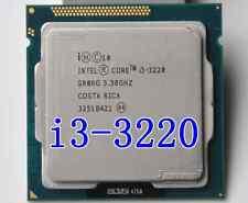 Intel Core i3 3220 SR0RG 3.3 GHz LGA 1155 CPU Processor