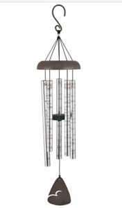 CARSON Wind Chime Serenity Prayer Windchimes Indoor/Outdoor New