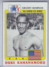 1983 GREATEST OLYMPIANS #20 DUKE KAHANAMOKU SWIMMING 1920 ANTWERP