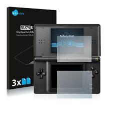 6x Savvies Displayschutzfolie Nintendo DS Lite Schutzfolie klar