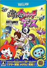 Youkai Watch Dance JUST DANCE (R) Special version w/Tracking# form JAPAN F/S NEW