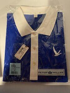 Peter Millar Grey Goose Vodka Mens Polo Golf Shirt Size XXL NEW!