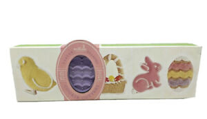 Williams Sonoma Kids Easter Stamped Cookie Cutters Set of 4 Chick Bunny BR20