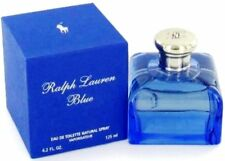 Ralph Lauren Blue Perfume 4.2 oz 125 ml EDT Eau De Toilette Spray for Women NEW