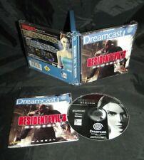 *** Resident Evil 3 Nemesis - Komplett - PAL - Deutsch - Sega Dreamcast ***