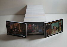 STAR WARS GALACTIC FILES SERIES 2 (Topps/2013) Complete Card Set 350 + 17 Chase