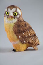 TAWNY OWL POLYRESIN ORNAMENT- GREAT GIFT FOR BIRD LOVERS - WEDDING FAVOUR?