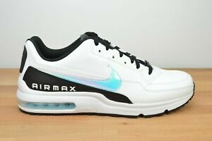 Nike Air Max LTD 3 White Black Blue Glaze Iridescent CI5875-100 Mens Multi Sizes