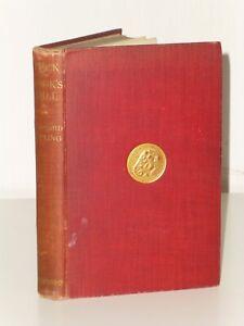 1st Print Puck Of Pook's Hill Rudyard Kipling Macmillan 1906 UK H/B Jungle Book