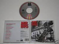 MR.BIG/LEAN INTO IT (ATLANTIC 7567-82209-2) CD ALBUM