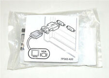 BRAND NEW SEALED DELL J8461 / 0J8461 DVI MALE TO VGA FEMALE ADAPTER / CONVERTER