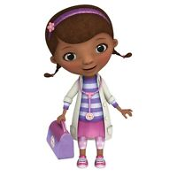 """DOC MCSTUFFINS 37"""" Wall Decal Mural Disney Kids Doctor Kit Room Decor Stickers"""