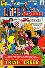 LIFE WITH ARCHIE #138 - 1973 - Vintage Comic VG