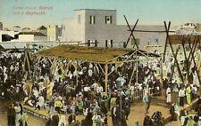 CARTE POSTALE LIBAN BEYROUTH - LE CAFE - COFFEE HOUSE BEIRUT