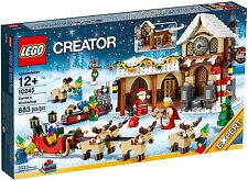 LEGO SANTA'S WORKSHOP 10245 HOLIDAY * MISB, BRAND NEW, SEALED* FREE SHIPPING