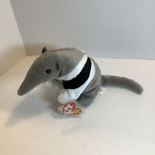 """Ty Beanie Baby - """"Ants� The Anteater. 1998. New With Tags"""