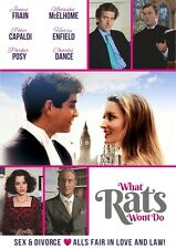 What Rats Won't Do 1998 DVD
