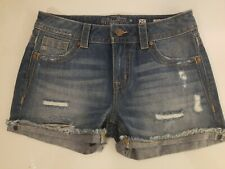 Miss Me Women's NWT Distressed Cut Off Shorts Medium Wash Size 30