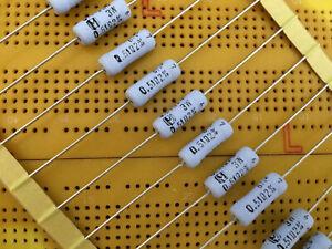 0.51 Ohm 3W 2% Metal Film Resistor Panasonic ERX3SGR51V Multi Qty