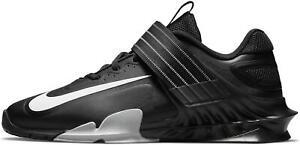 Nike Savaleos Men's Training Shoes CV5708-010 Black/Grey Fog/Laser Orange/White