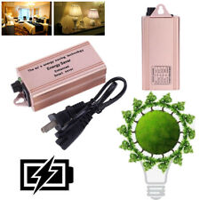 AC90-250V Power Energy Saver Energy Saving Box Electricity Killer Up to 50% US