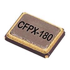 5 x  IQD Crystal 16.384MHz, ±50ppm, 4-Pin 2.7x3.4mm SMD, 3.2x2.5x0.8mm