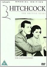 The Lady Vanishes [DVD].