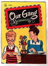 OUR GANG #27 1946 Our Gang by Walt Kelly Barney Bear, Benny Burro by Carl Barks