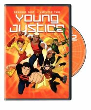 Young Justice: Season One V.2 [DVD] [Region 1] [US Import] [NTSC] - DVD  UIVG