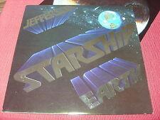 Jefferson Starship – Earth     EX+  UK     LP
