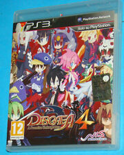 Disgaea 4 - A Promise Unforgotten - Sony Playstation 3 PS3 - PAL