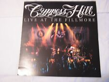 Cypress Hill Promo Flat-Live At The Fillmore