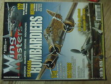 $$w Revue Wing Masters N°31 Bombardiers  France 1940-42  Savoia S.79  Ta 152H