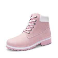Women's Martin Shoes Lace up Waterproof Winter  Outdoor Work Casual Ankle Boots