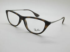 caf7b856467 Ray Ban RB 7042 Matte Grey 5469 Cat Eye Eyeglasses Frame Authentic 52mm  Rx-able