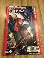 Ultimate Spider-man 1 2 3 Collected Edition Marvel Comics