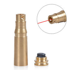 Stock Red Laser TLZ762 Cartridge Bore Sighter Laser Dot CAL Reviews Scope
