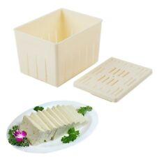 New Homemade Cheese Tofu Making Mold Press Diy Kitchen Tools with Bonus