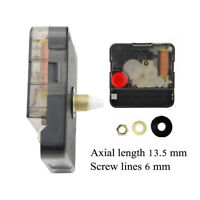 DIY Quartz Clock Movement Mechanism Hands Wall Repair Tool Parts Kit Set Silent