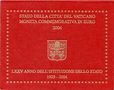 2 Euro Commémorative de Vatican 2004 Brillant Universel (BU) - Cité du Vatican