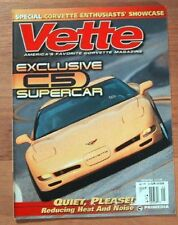 VETTE 1999 MAY - THE VIPER HUNTER, C5-R, MAKO