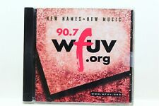 Various - 90.7 Wfuv New Names New Music #3411 (2002, Cd)