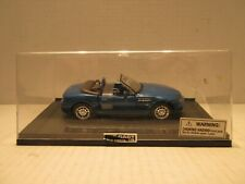New Ray Diecast BMW M Roadster 1/39 Scale Blue Toy Car Vehicle