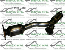 Catalytic Converter-Exact-Fit Front Right Davico Exc CA 19310