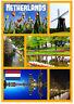 Países Bajos - RECUERDO ORIGINAL Imán de NEVERA-MONUMENTOS/Ciudades-LITTLE