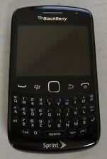 BlackBerry Curve 9350 Black Sprint Smartphone Cellphone