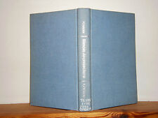 Illinois Architecture From Territorial Times to the Present by Koeper HB 1968