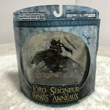 The Lord Of The Rings Warriors and Battle Beast Warg Rider Chevaucheur d'Ouargue