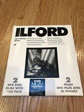 """Ilford 25 Sheets Photo Paper 8"""" x 10"""" Mgiv Multigrade Iv Pearl Rc Deluxe 44M"""
